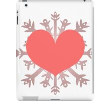 Heart Flake II iPad Case/Skin