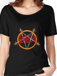 slayer logo Women's Relaxed Fit T-Shirt