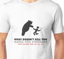 Funny bear Unisex T-Shirt