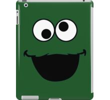 Elmo Mad Face iPad Case/Skin
