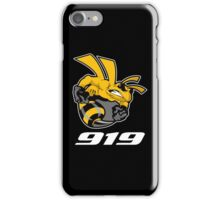 Angry Hornet 919 iPhone Case/Skin