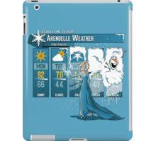 Let It Freeze iPad Case/Skin
