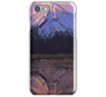 Pixel Mountain iPhone Case/Skin
