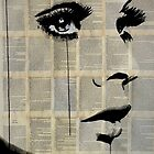 nightingale by Loui  Jover