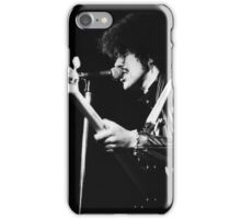 Phil Lynott, 1978 iPhone Case/Skin
