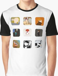 Now Apps What I Call Bowie Graphic T-Shirt