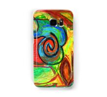 Mapping Nature Samsung Galaxy Case/Skin