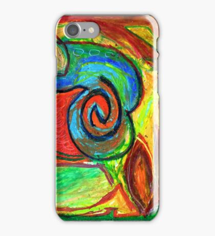 Mapping Nature iPhone Case/Skin
