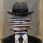 mr wellread by Loui  Jover