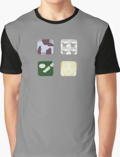 Now Apps What I Call The Smiths Graphic T-Shirt
