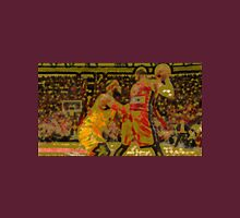 LeBron James vs Dwyane Wade Unisex T-Shirt