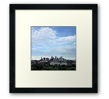 Denver Framed Print