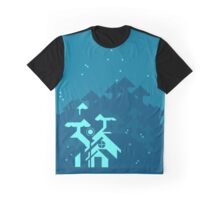 Firefly Cabin Graphic T-Shirt