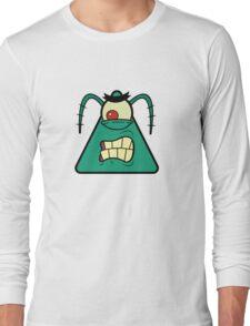Plank eye Long Sleeve T-Shirt