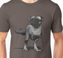 Pugusaurus Rex. Unisex T-Shirt