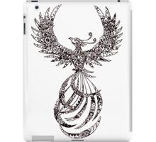 Steam punk pheonix iPad Case/Skin