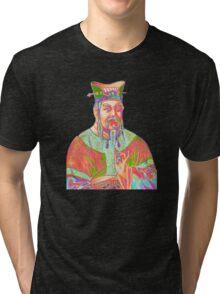 Confucius Tri-blend T-Shirt