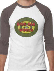 Sick Sad World Men's Baseball ¾ T-Shirt