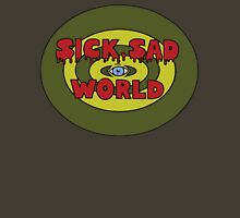 Sick Sad World Womens Fitted T-Shirt