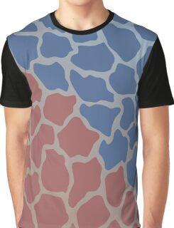 Giraffe Mix Graphic T-Shirt