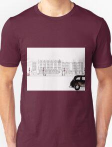 London Street Scene - Chiltern Street W1  Unisex T-Shirt