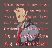 Detective and a Father by 1PlayerDesigns
