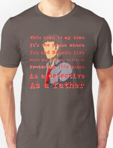 Detective and a Father T-Shirt