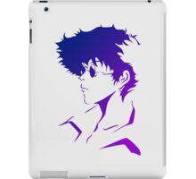 Spike Spiegel Anime Manga Shirt iPad Case/Skin