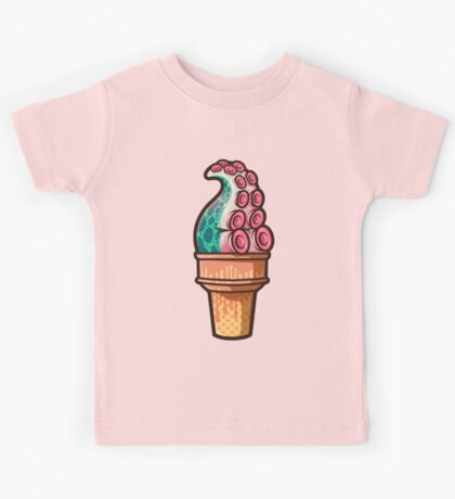 Tentacle Treat (gumdrop) Kids Clothes