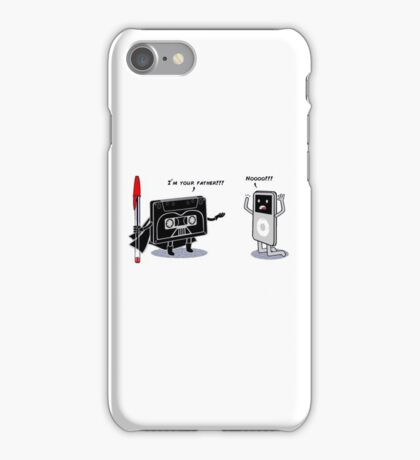 I AM YOUR FATHER ! iPhone Case/Skin
