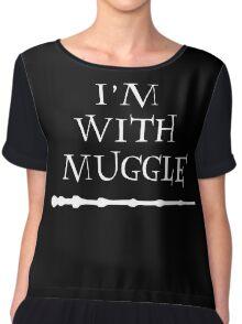 im with muggle Chiffon Top