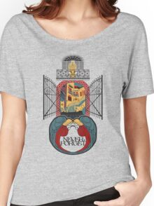 """Court of Angels - """"Never Forget"""" Women's Relaxed Fit T-Shirt"""