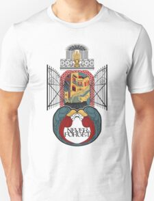 """Court of Angels - """"Never Forget"""" T-Shirt"""
