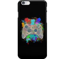 Painted Xbox 360 Controller iPhone Case/Skin