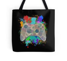 Painted Xbox 360 Controller Tote Bag