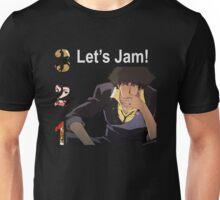 Spike Spiegel Jet Faye Edward Anime Manga Shirt Unisex T-Shirt
