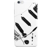 fade to white iPhone Case/Skin