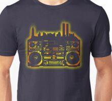 Boombox City Unisex T-Shirt