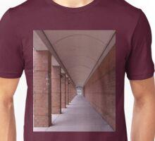 Arched Hallway Unisex T-Shirt