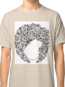 Spring is in the hAir Classic T-Shirt