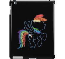 Sprayed Rainbow Dash iPad Case/Skin
