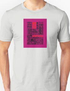Writer*s Block • No Surprises - Colourful Unisex T-Shirt
