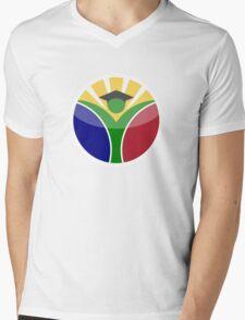Mamelodi Initiative Signature Mens V-Neck T-Shirt