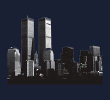 twin towers Kids Clothes
