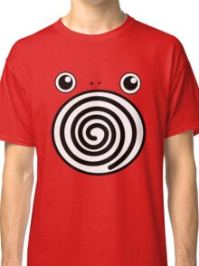 Pokemon Poliwhirl Classic T-Shirt