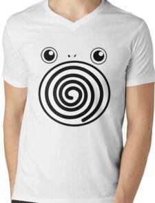 Pokemon Poliwhirl Mens V-Neck T-Shirt