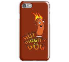 Hot Diggity Dog iPhone Case/Skin