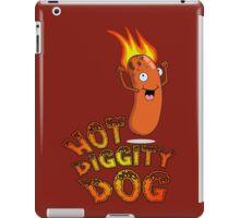 Hot Diggity Dog iPad Case/Skin