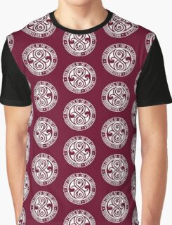 Doctor Who - High Council of the Time Lords - Gallifrey Graphic T-Shirt