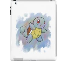 Watercolour Squirtle iPad Case/Skin